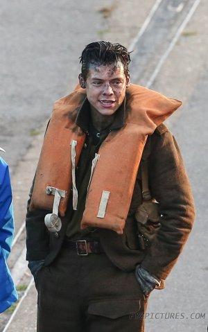 Dunkirk (2017) - Harry as