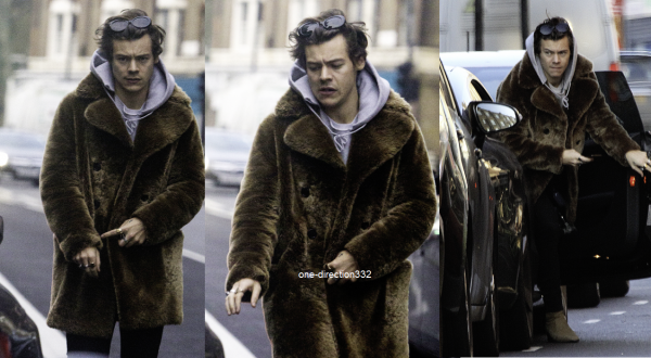 le 20 decembre 2015 - harry à londres