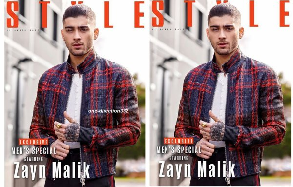 voici un photoshoot de zayn pour  Sunday Times Style by Mariano Vivanco 2017