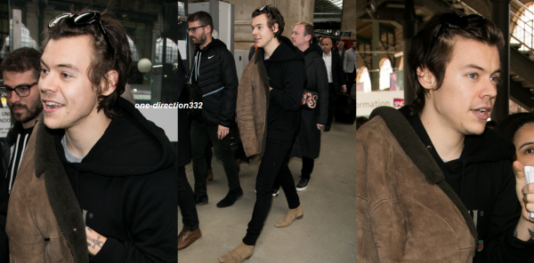 le 26 avril 2017 - harry dans les rue de new-york