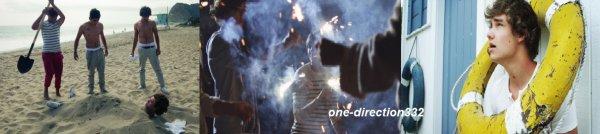 flash-back - voici un photoshoot des boys pour le clips What Makes You Beautiful Music Video 2011