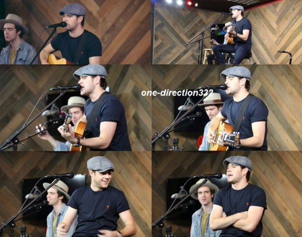 le 21 mai 2017 - niall à performer à la 1075 The River Garage à Nashville