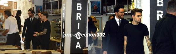 le 19 juin 2017 - le beau liam à la Men's Fashion Week SS18 à italy milan