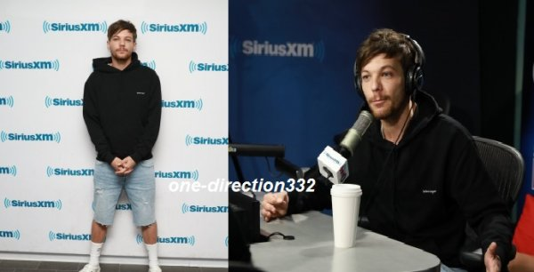 le 31 juillet 2017 - louis à la SiriusXM Hits1 à new-york