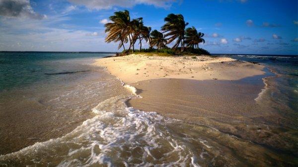 Un jour j'irai sur une  île ou personne pourra me retrouver ...