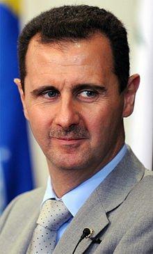 """Bachar Al-Assad : """"la France a connu ce que nous vivons en Syrie depuis 5 ans"""""""