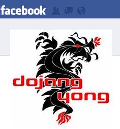 Rejoignez la page Face Book du Dojang Yong....