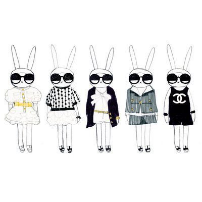 « La mode se démode, mais le style jamais » .  Coco Chanel.