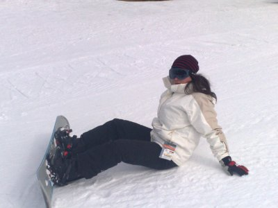moi et mon snow  =D