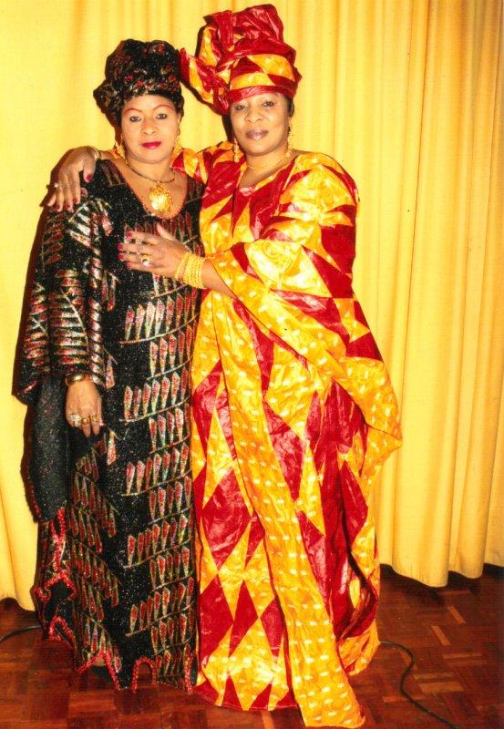 Fadima Kouyaté & Mame Diabaté♪