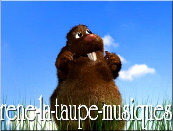 ♫ Bienvenu a tous sur René la Taupe Musiques ♫