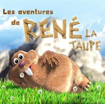 LE PREMIER ALBUM DE RENE LA TAUPE !!!