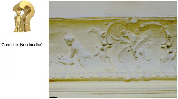 Aile du midi - premier étage - 306 Petit cabinet de la Duchesse de Luynes