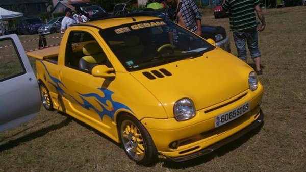 Twingo pick up