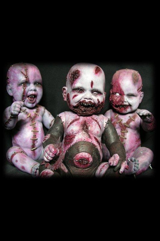 Qui a dit que tous les bebe etait mignon