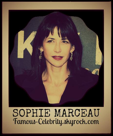 """""""SOPHIE MARCEAU"""""""