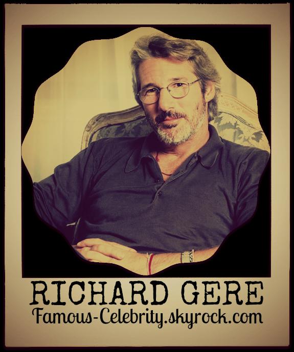 """RICHARD GERE"""
