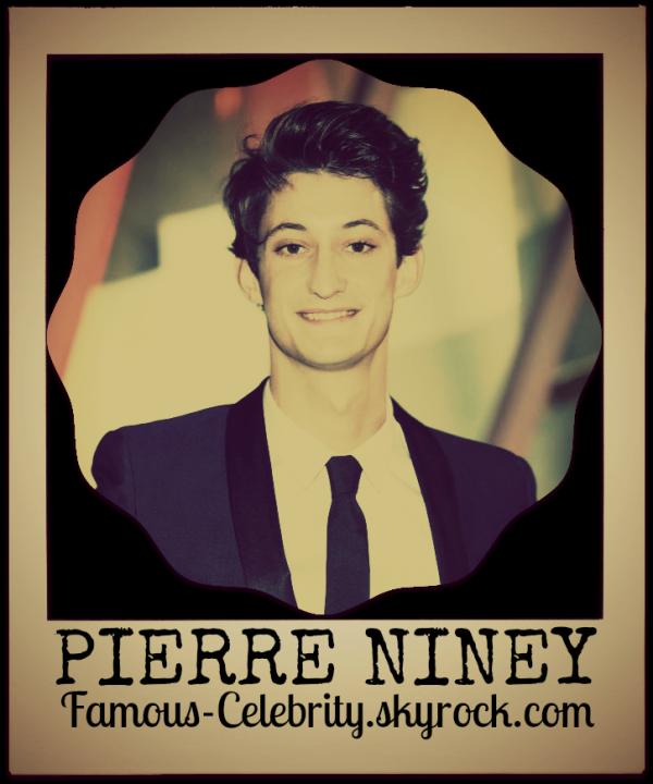 """""""PIERRE NINEY"""""""