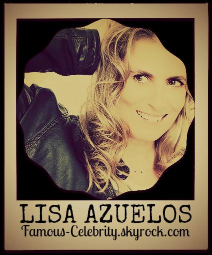 """LISA AZUELOS"""
