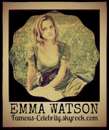 """""""EMMA WATSON"""""""