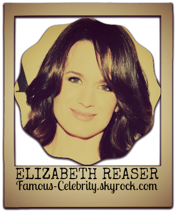"""""""ELIZABETH REASER"""""""