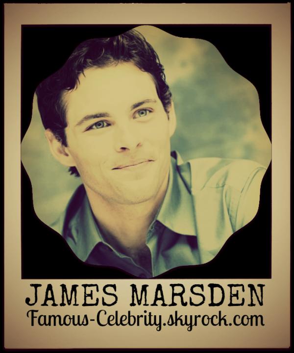 """""""JAMES MARSDEN"""""""