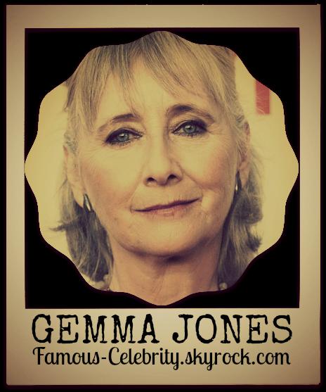 """GEMMA JONES"""