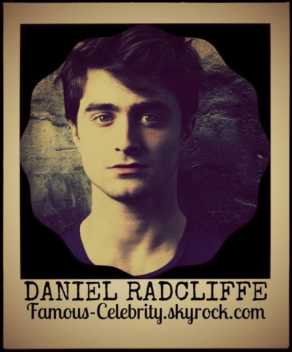 """DANIEL RADCLIFFE"""