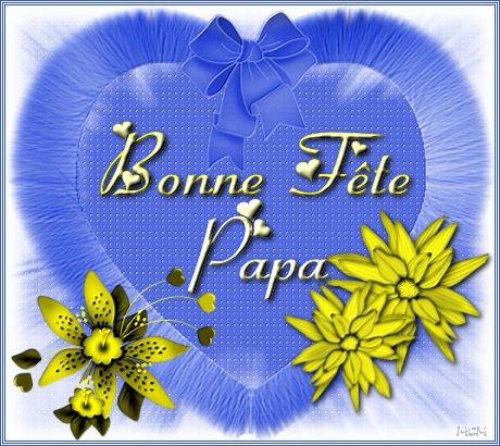 Bonne fete a mon Papa ! et a tous les Papas du monde !!