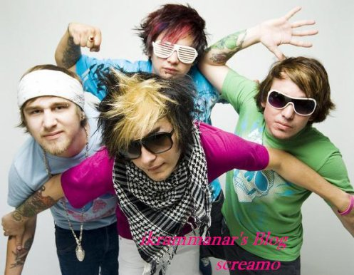 screamo BANDS...Brokencyde