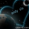 AndY six....black veil brides...xD sexy monster