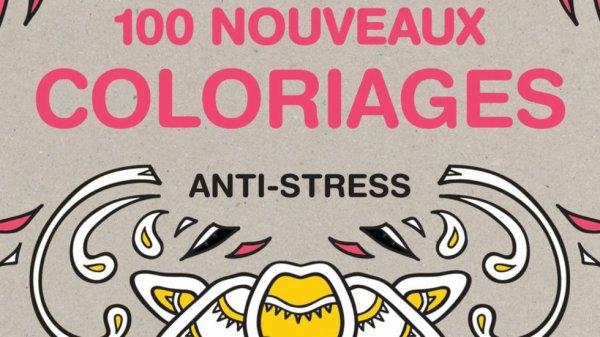 Le coloriage anti stress activité que j'aime faire