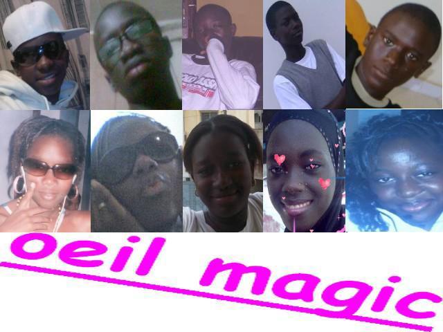 oeil magic