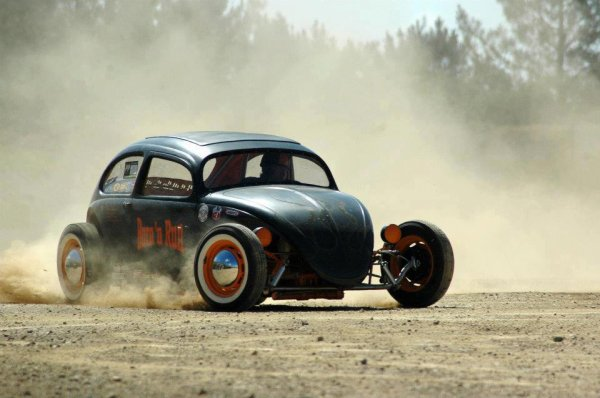 cox HOT ROD hiboy