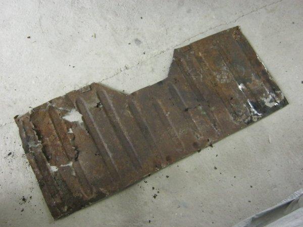 plancher 4L, the end