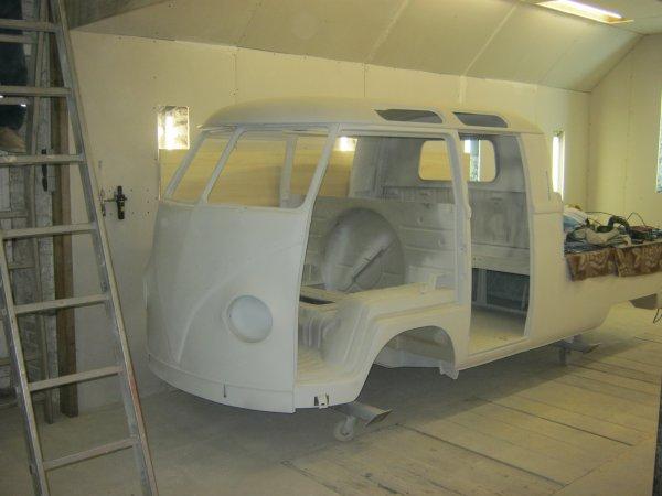 cabine de peinture part 5 ma vie dans le vintage. Black Bedroom Furniture Sets. Home Design Ideas