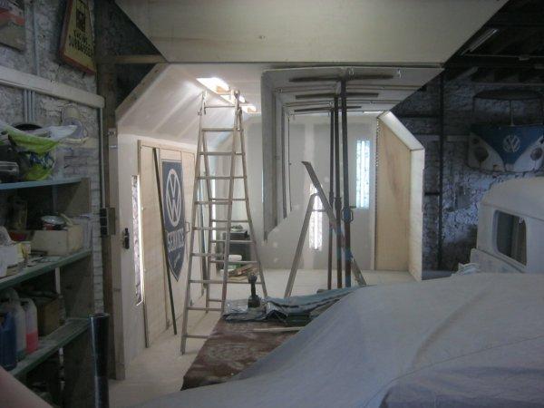 cabine de peinture : part 6