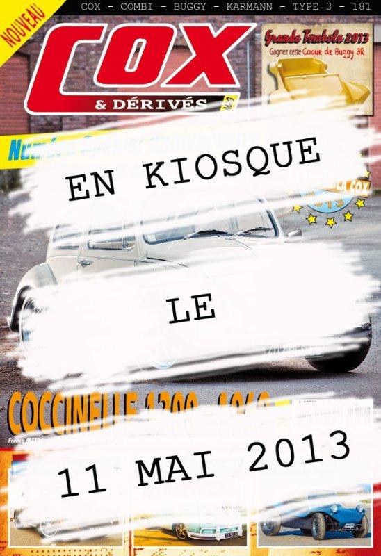 nouveau magazine vw FRANCAIS !