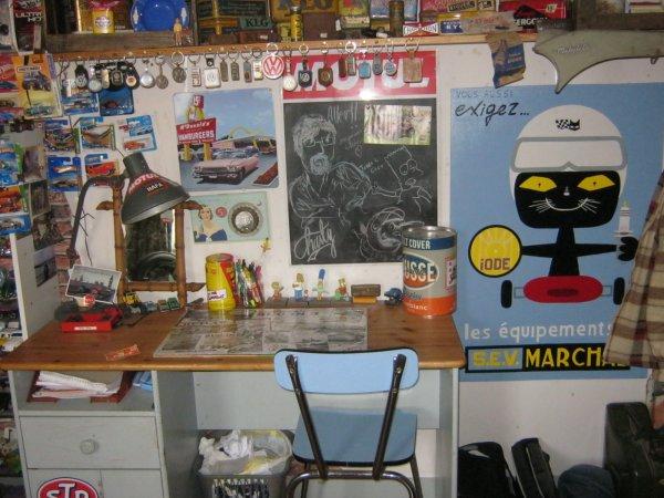 ma chambre : part 2