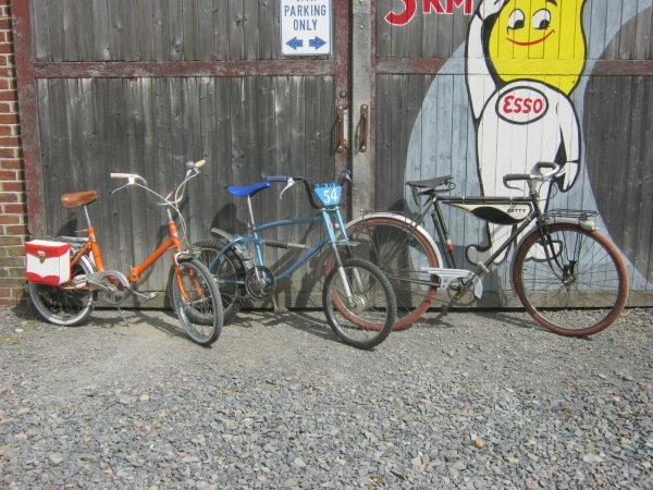 mes vélos !