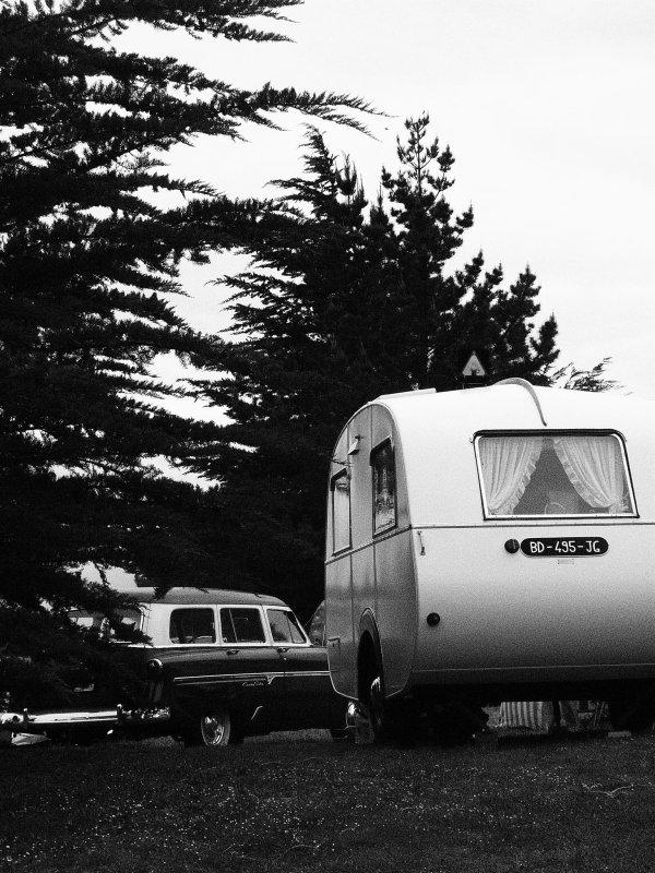 rétro camping - Fréhel