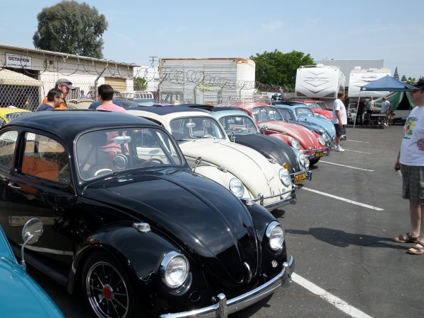VW Classic week, en direct de Los Angeles !