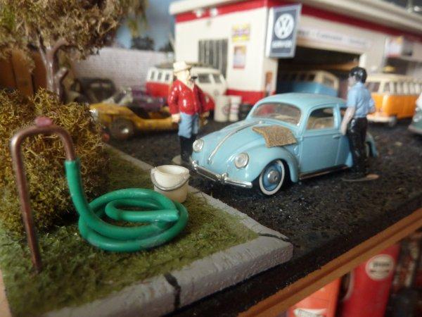 diorama, accesoirs sympathique
