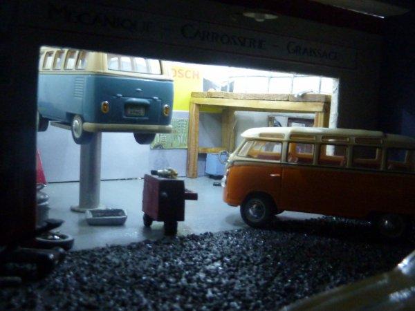 diorama by night !