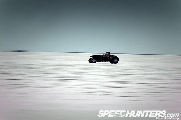 Salt flat picture