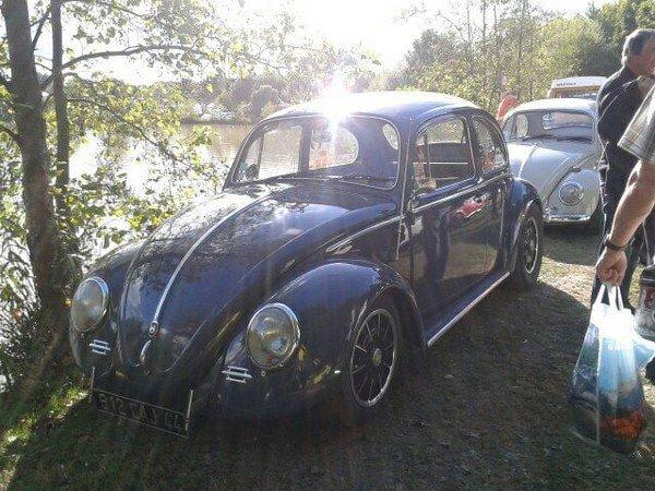bourse de lohéac, le coin VW !