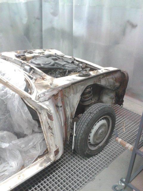 restauration d'une 304