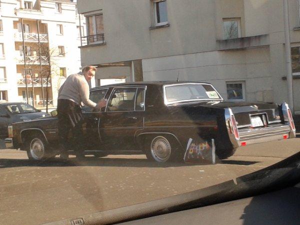 photo prise dans la rue