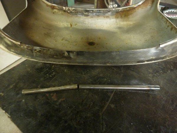 Restauration de ma pompe a essence