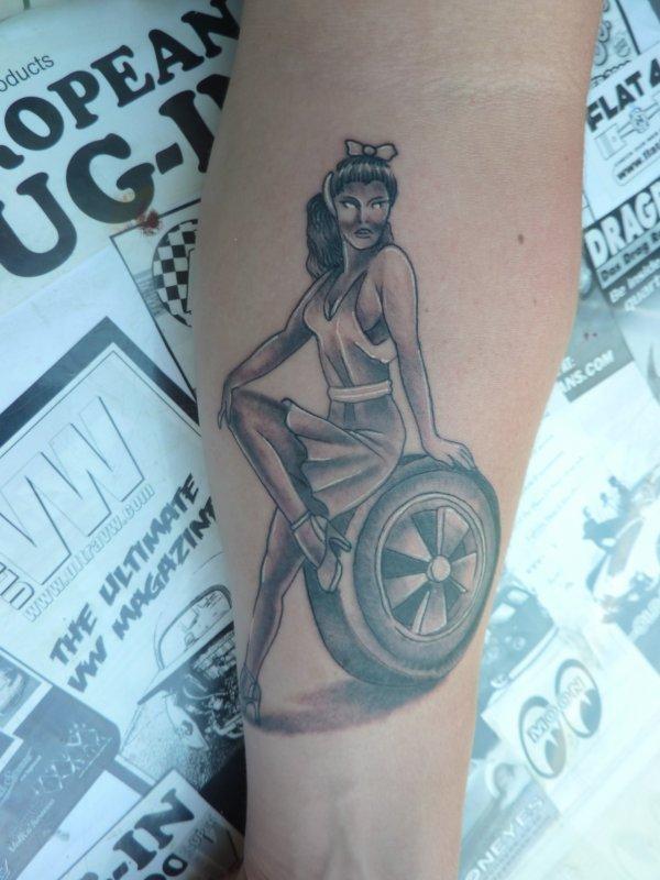 premier tatoo ! :)